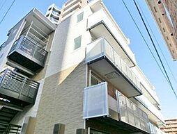 埼玉県さいたま市浦和区常盤1丁目の賃貸アパートの外観