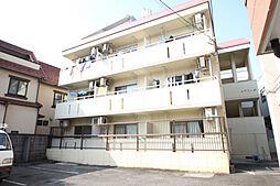 愛知県名古屋市昭和区紅梅町1丁目の賃貸アパートの外観