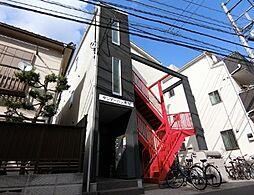東京都荒川区町屋7丁目の賃貸アパートの外観