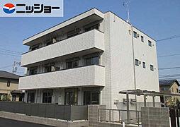 dix−septAnges西棟[2階]の外観