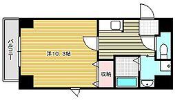 新庄町マンション計画[703号室]の間取り
