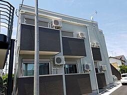 ベイシティ松戸小山 II[201号室]の外観
