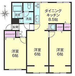 長津田団地7号棟