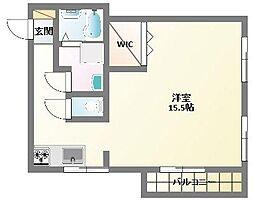 上田マンション[2階]の間取り