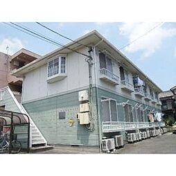 愛知県名古屋市西区中小田井2丁目の賃貸アパートの外観