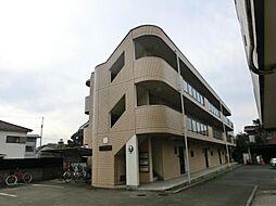 埼玉県さいたま市南区白幡1丁目の賃貸マンションの外観
