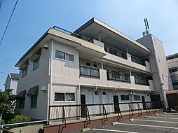 大倉山フラワーハイツ[2階]の外観