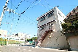 兵庫県神戸市垂水区高丸5丁目の賃貸マンションの外観