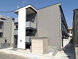 埼玉県戸田市大字美女木の賃貸マンションの外観