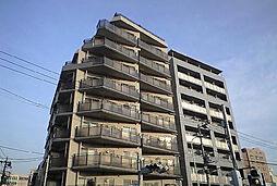 東京都府中市宮西町2丁目の賃貸マンションの外観