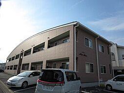 山梨県甲府市千塚5丁目の賃貸マンションの外観