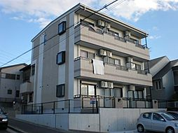 愛知県名古屋市名東区陸前町の賃貸マンションの外観