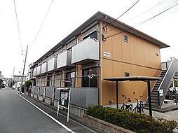 エスポワール戸田[2階]の外観