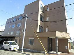 北海道札幌市東区北四十五条東18丁目の賃貸マンションの外観