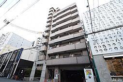 セレッソコート西心斎橋第2[7階]の外観