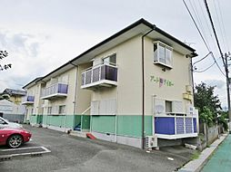 静岡県駿東郡清水町新宿の賃貸アパートの外観