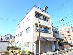 長岡ハイム[2階]の外観