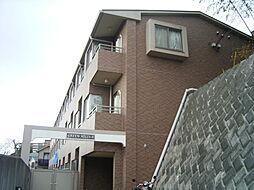 グリーンヒルズA棟[1階]の外観