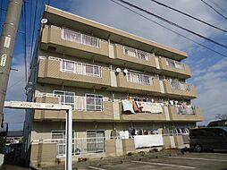 愛知県名古屋市中村区日比津町4丁目の賃貸マンションの外観