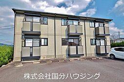 JR日豊本線 国分駅 徒歩12分の賃貸アパート