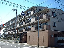 千葉県浦安市富士見の賃貸マンションの外観