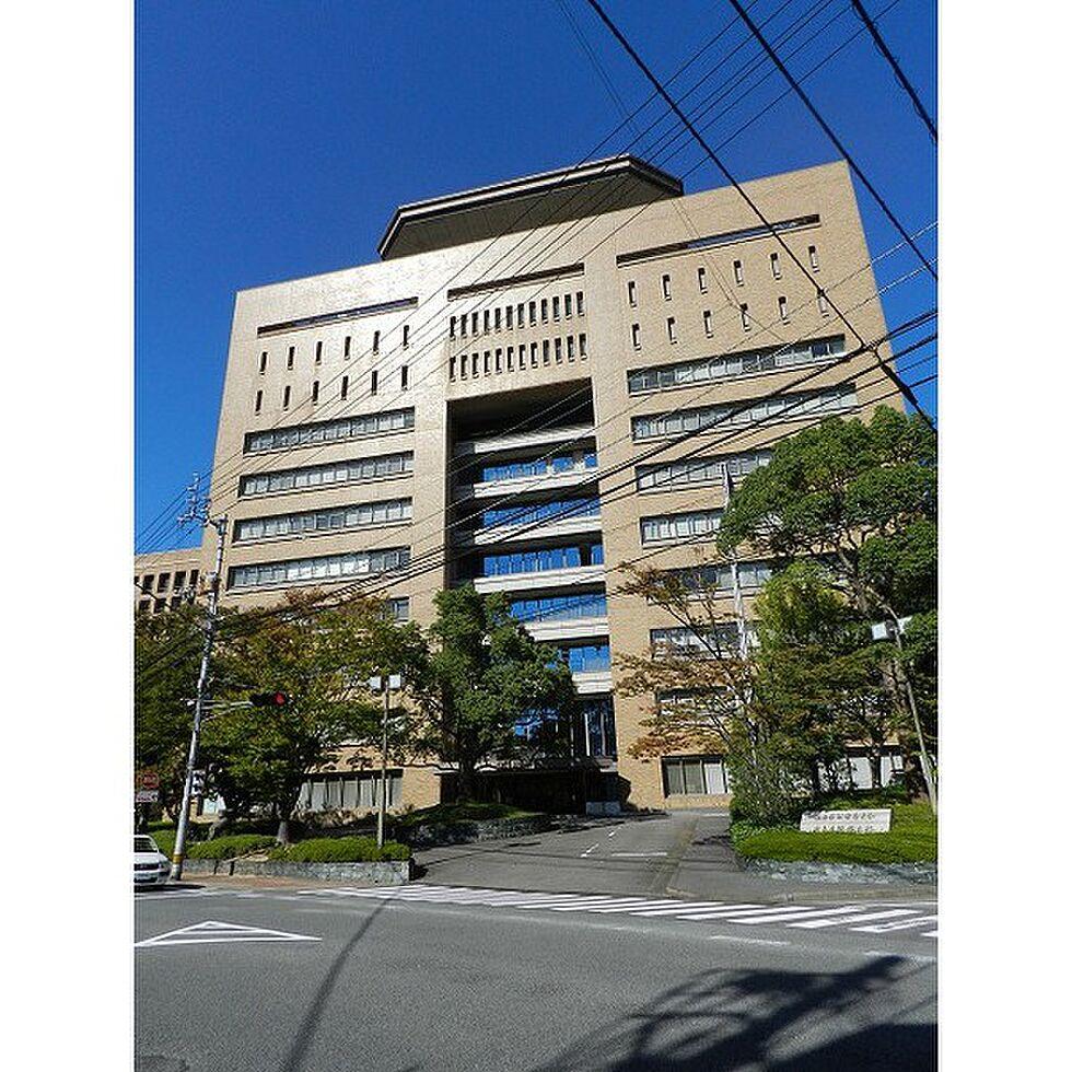 周辺(徳島県警察本部)