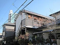 岡本ハイツ[101号室]の外観