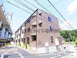 小田急多摩線 五月台駅 徒歩4分の賃貸アパート