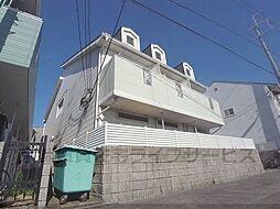 アレックス東福寺[106号室]の外観