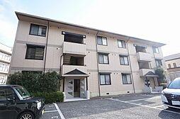 兵庫県宝塚市中筋2丁目の賃貸マンションの外観