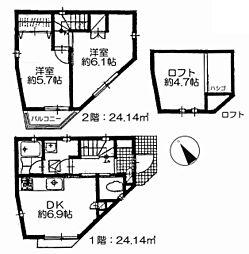 東京都中野区上鷺宮2丁目