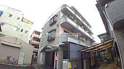 大阪府東大阪市小若江2丁目の賃貸マンションの外観
