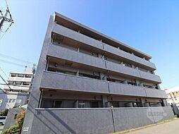 フロンティア中川[1階]の外観