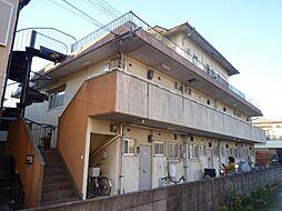 マンション鴨[3階]の外観