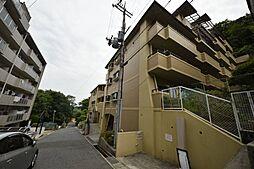 朝日プラザモンターニュ北神戸1番館[6階]の外観