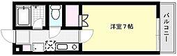 ノダハウス[202号室]の間取り