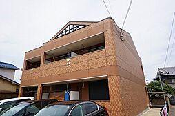 兵庫県川西市久代1丁目の賃貸マンションの外観
