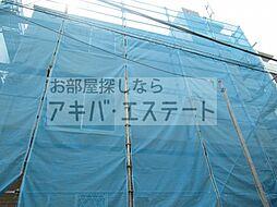 ミライオ板橋(ミライオイタバシ)[201号室]の外観