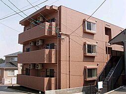 宮城県仙台市青葉区山手町の賃貸マンションの外観