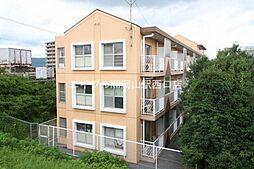 岡山県岡山市中区西川原1丁目の賃貸マンションの外観