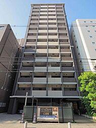 パークアクシス心斎橋[4階]の外観