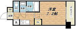 スワンズシティ大阪EAST[5階]の間取り