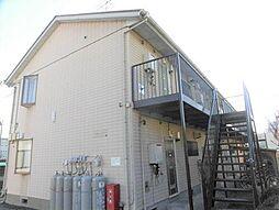 埼玉県上尾市大字瓦葺の賃貸アパートの間取り