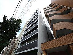 愛知県名古屋市熱田区花町の賃貸マンションの外観
