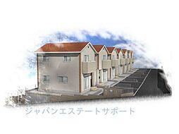 [テラスハウス] 福岡県福岡市南区老司5丁目 の賃貸【/】の外観