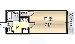 土師ノ里駅 2.5万円