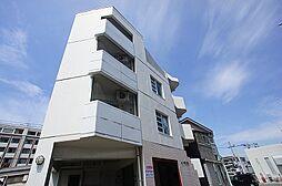 Mハウス[3階]の外観