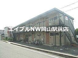 山田コーポN棟[2階]の外観