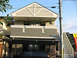 コモドハイツ・クゥ[1階]の外観