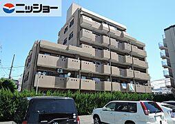 グランドール矢田[2階]の外観